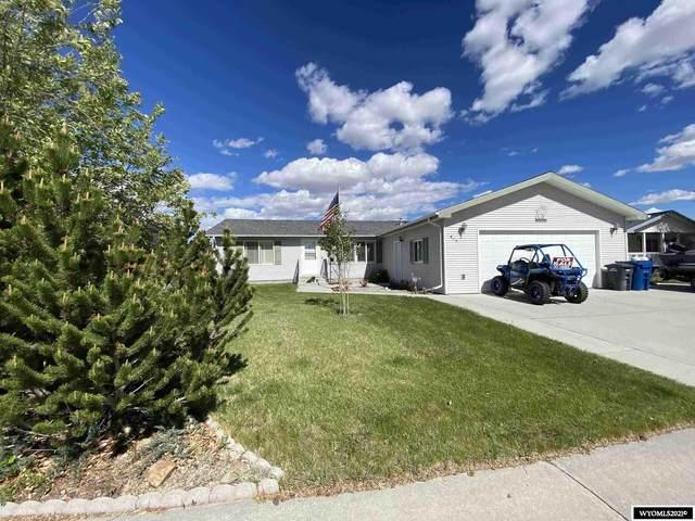 613 Peak Drive, Riverton, WY 82501 (MLS #20212789) :: Broker One Real Estate