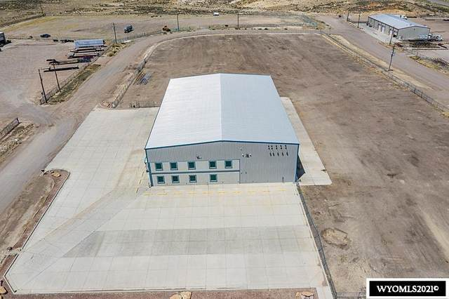 506 K & P Industrial Dr., Rock Springs, WY 82901 (MLS #20212794) :: RE/MAX The Group