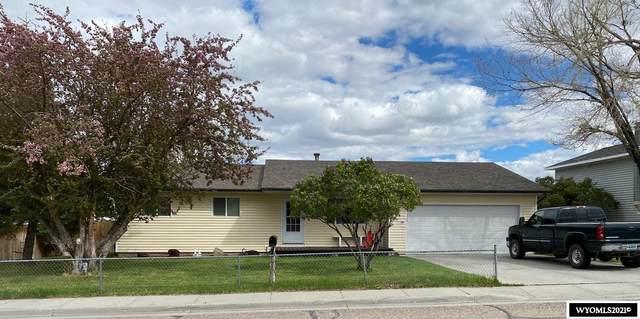 230 Juniper Street, Green River, WY 82935 (MLS #20212797) :: Real Estate Leaders