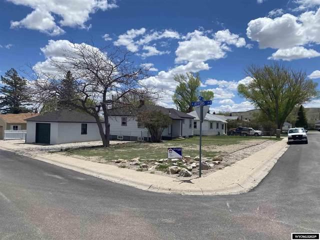 233 11th Street, Rawlins, WY 82301 (MLS #20212803) :: Broker One Real Estate