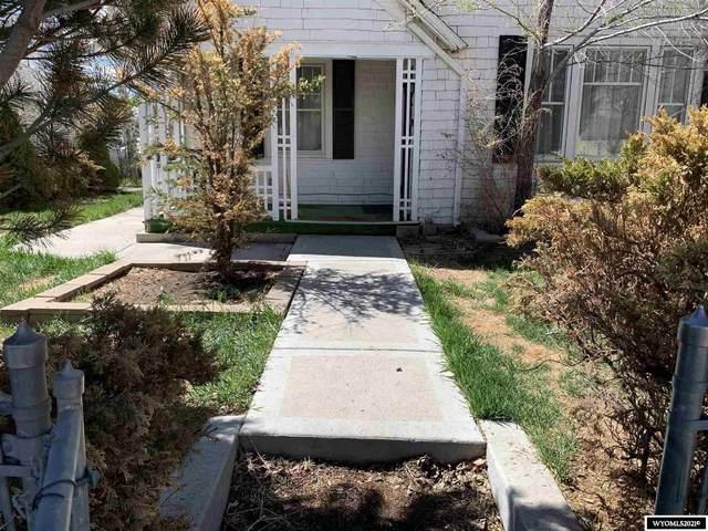 117 Thomas St, Rock Springs, WY 82901 (MLS #20212807) :: Broker One Real Estate