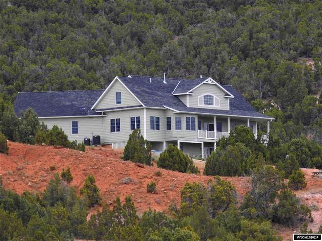 32 Paintbrush Dr., Ten Sleep, WY 82442 (MLS #20212822) :: RE/MAX The Group