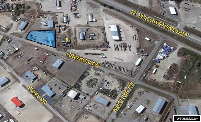 6747 Uranium Road, Casper, WY 82604 (MLS #20212827) :: Broker One Real Estate