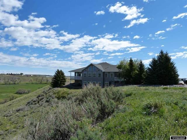 552 N Pinnacle Drive, Buffalo, WY 82834 (MLS #20212832) :: Broker One Real Estate