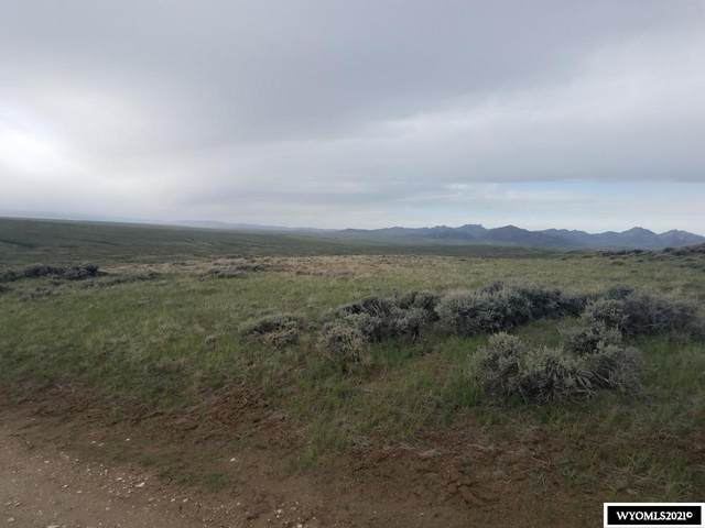 3.5 mile State Road 407, Alcova, WY 82620 (MLS #20212833) :: Real Estate Leaders