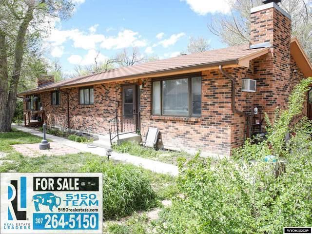 727 & 739 S Washington Street, Casper, WY 82601 (MLS #20212839) :: Broker One Real Estate