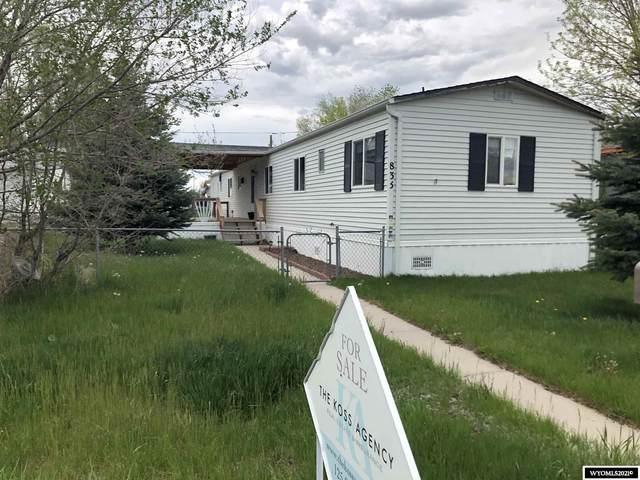 833 Harrison, Douglas, WY 82633 (MLS #20212843) :: Broker One Real Estate