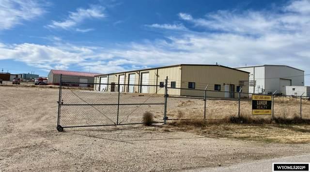 2404 Oil Drive, Casper, WY 82604 (MLS #20212844) :: Real Estate Leaders