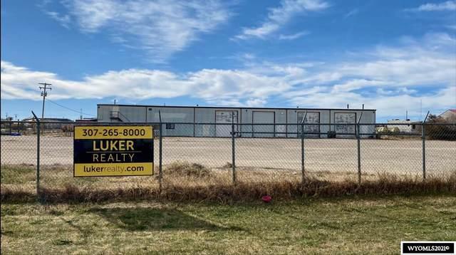 2368 Oil Drive, Casper, WY 82604 (MLS #20212848) :: Broker One Real Estate