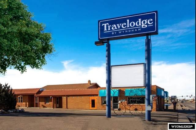 2325 E Yellowstone Highway, Casper, WY 82609 (MLS #20212866) :: Real Estate Leaders