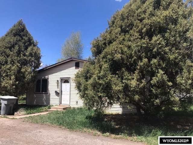 19 Hidden Hollow Court, Evanston, WY 82930 (MLS #20212868) :: Broker One Real Estate