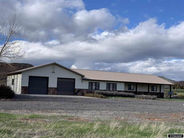 107 Westview Drive, Dubois, WY 82513 (MLS #20212875) :: RE/MAX The Group