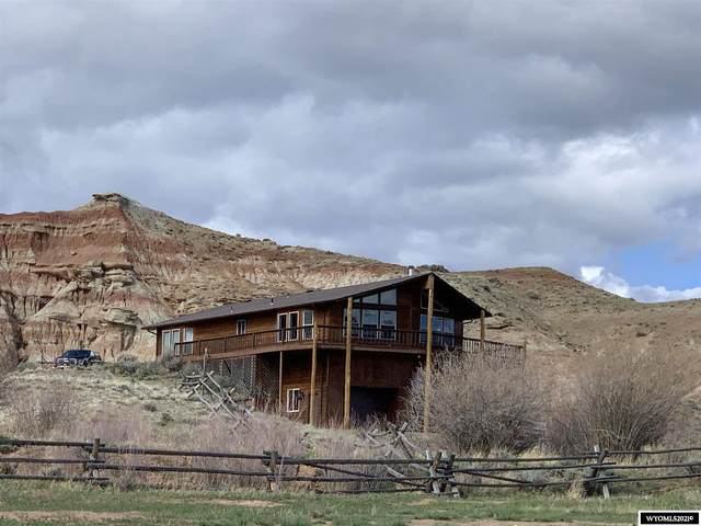 10 Overview Drive, Dubois, WY 82513 (MLS #20212876) :: RE/MAX The Group