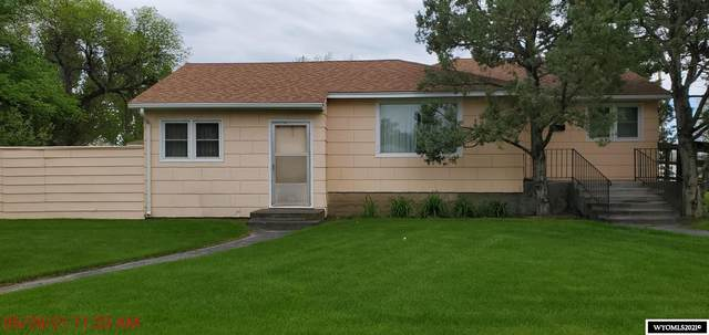 600 Holly Avenue, Worland, WY 82401 (MLS #20212894) :: RE/MAX The Group