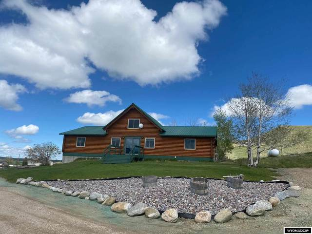 15 Valley Drive, Buffalo, WY 82834 (MLS #20212899) :: Lisa Burridge & Associates Real Estate