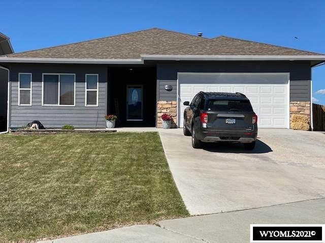 4118 Dartford Court, Casper, WY 82609 (MLS #20212923) :: Lisa Burridge & Associates Real Estate