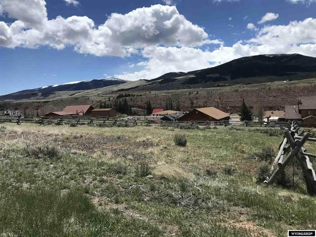 000 Fair View Drive, Dubois, WY 82513 (MLS #20212924) :: RE/MAX The Group