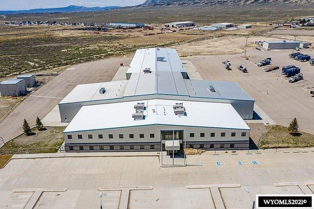 2901 Yellowstone Rd, Rock Springs, WY 82901 (MLS #20212934) :: RE/MAX The Group