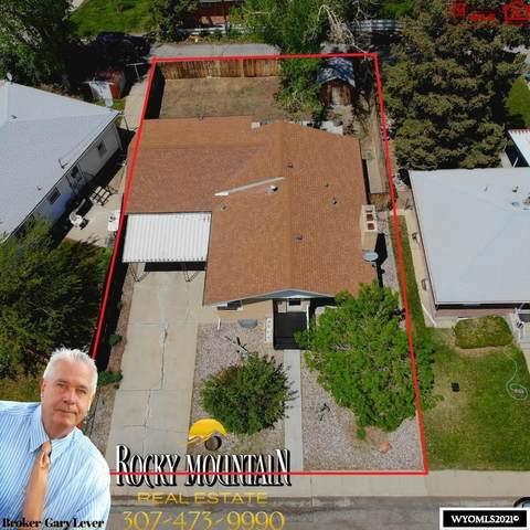 2626 E 9th Street, Casper, WY 82609 (MLS #20212955) :: Broker One Real Estate