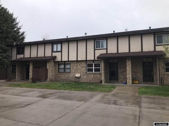 403-405 Albany Ave, Torrington, WY 82240 (MLS #20212956) :: Broker One Real Estate