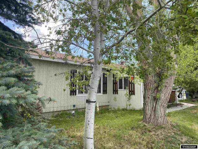 128 Flagstaff Way, Buffalo, WY 82834 (MLS #20212957) :: Broker One Real Estate