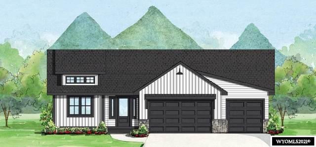 2902 Heathrow Avenue, Casper, WY 82609 (MLS #20212974) :: Lisa Burridge & Associates Real Estate