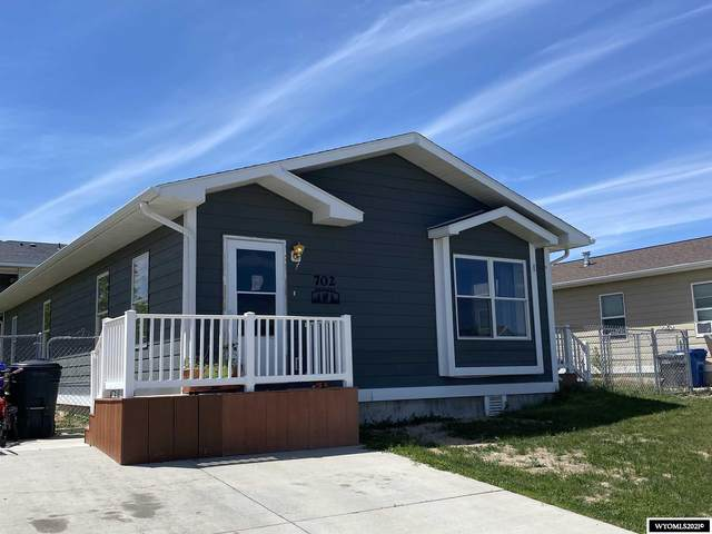 702 Dickinson Avenue, Riverton, WY 82501 (MLS #20212975) :: Lisa Burridge & Associates Real Estate