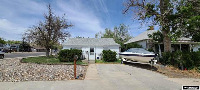 540 Big Horn Street, Thermopolis, WY 82443 (MLS #20212980) :: Real Estate Leaders
