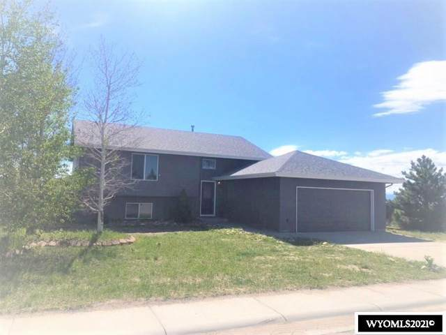 5301 Apache Circle, Bar Nunn, WY 82601 (MLS #20212983) :: Broker One Real Estate