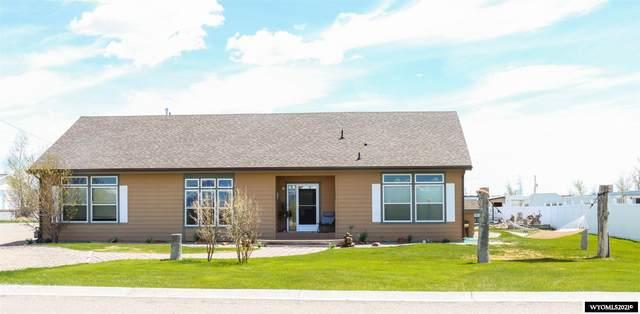 322 W Third Street, Marbleton, WY 83113 (MLS #20212988) :: Broker One Real Estate