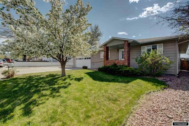 1228 S Conwell Street, Casper, WY 82601 (MLS #20212992) :: Broker One Real Estate
