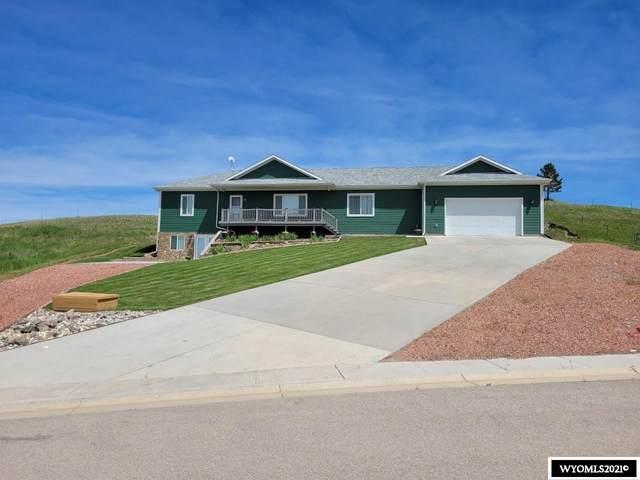 41 Black Mountain Drive, Dayton, WY 82836 (MLS #20212994) :: Broker One Real Estate