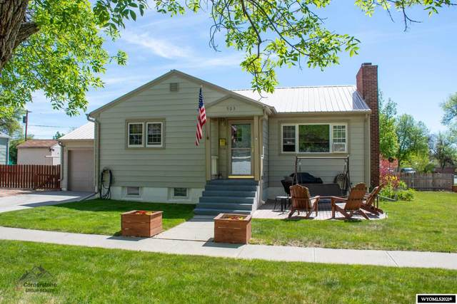 503 N 2nd St. E, Riverton, WY 82501 (MLS #20212996) :: Broker One Real Estate