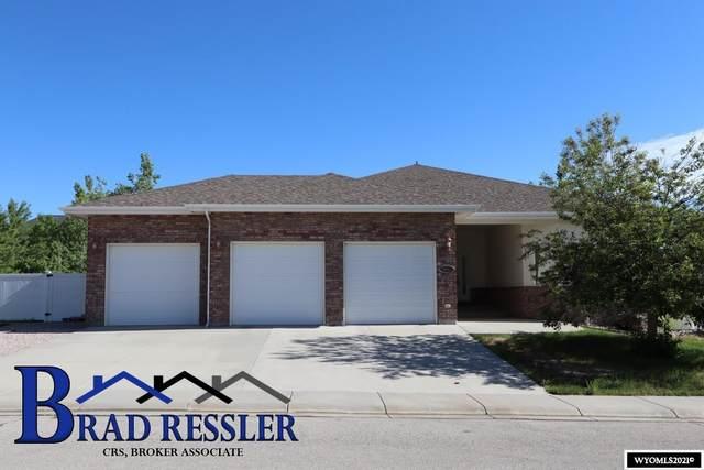 4540 E 22 Street, Casper, WY 82609 (MLS #20213000) :: Broker One Real Estate