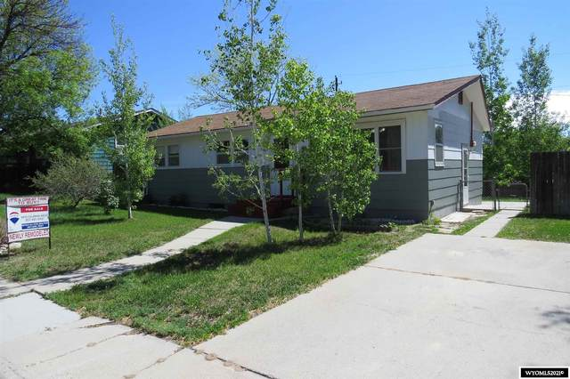 1109 Westwood, Riverton, WY 82501 (MLS #20213011) :: Lisa Burridge & Associates Real Estate
