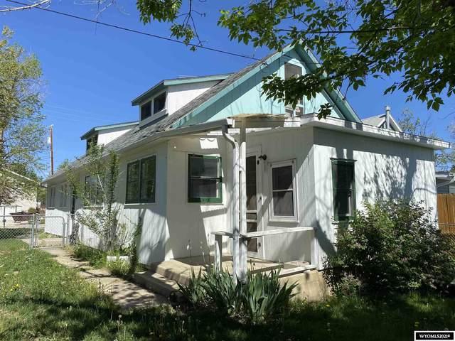 11 N Desmet Avenue, Buffalo, WY 82834 (MLS #20213022) :: Broker One Real Estate