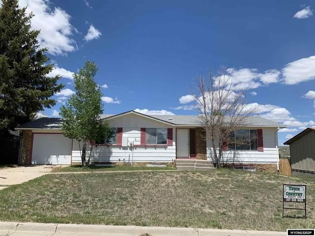 115 Meadowlark, Hanna, WY 82327 (MLS #20213023) :: Broker One Real Estate
