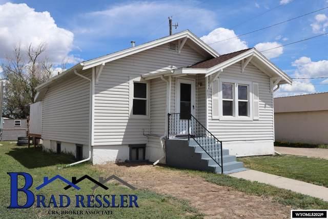 41 Williams Street, Evansville, WY 82636 (MLS #20213026) :: Lisa Burridge & Associates Real Estate