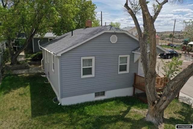 702 Park Avenue, Rock Springs, WY 82901 (MLS #20213027) :: Broker One Real Estate