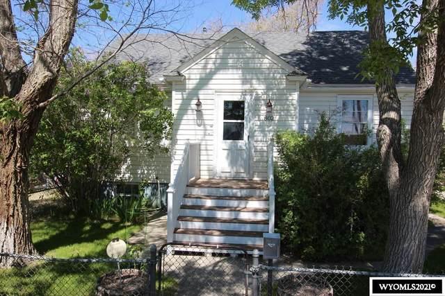 802 Muir Street, Rock Springs, WY 82901 (MLS #20213033) :: Broker One Real Estate