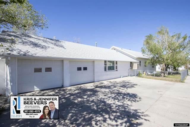 1950 Bonnie Brae Street, Casper, WY 82601 (MLS #20213034) :: Broker One Real Estate