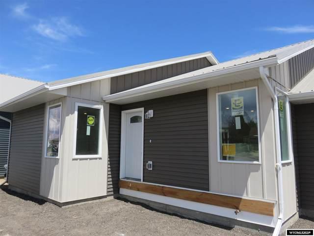 2669 Allendale Boulevard, Casper, WY 82601 (MLS #20213035) :: Broker One Real Estate