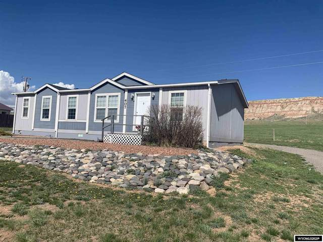 407 Washakie Street, Dubois, WY 82513 (MLS #20213038) :: RE/MAX The Group