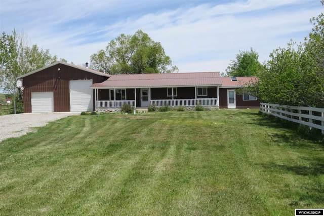 16 Pinto, Lander, WY 82520 (MLS #20213047) :: Lisa Burridge & Associates Real Estate