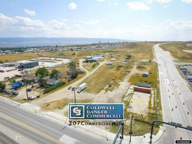 5575 W Yellowstone Highway, Casper, WY 82604 (MLS #20213050) :: Broker One Real Estate