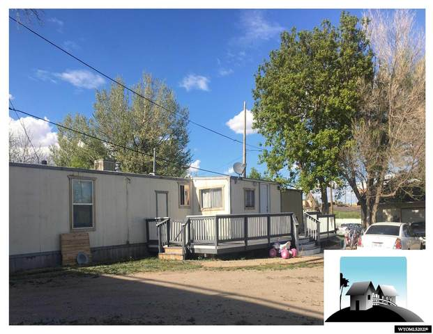 222 S 6th Street, Rawlins, WY 82301 (MLS #20213054) :: Broker One Real Estate
