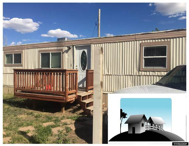 224 S 6th Street, Rawlins, WY 82301 (MLS #20213055) :: RE/MAX The Group