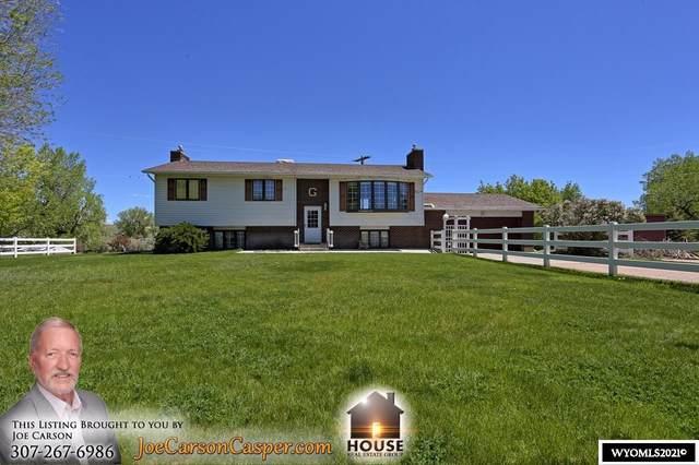 975 Fenton, Evansville, WY 82636 (MLS #20213062) :: Broker One Real Estate