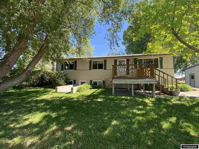 21 Morning Lane, Riverton, WY 82501 (MLS #20213066) :: Broker One Real Estate