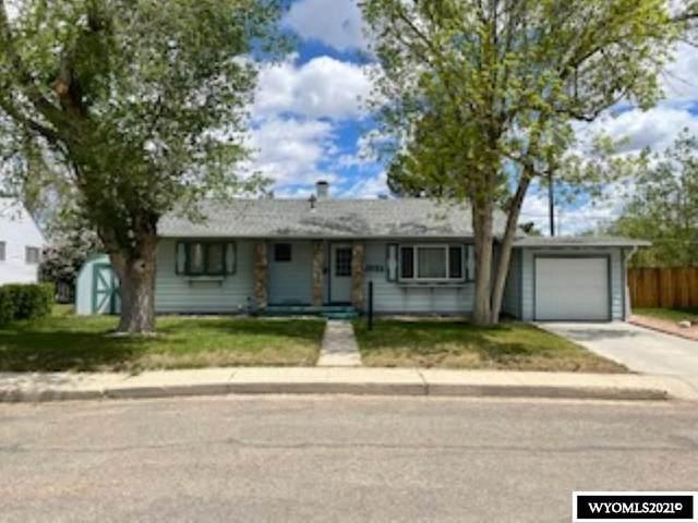 1534 Hyview Drive, Casper, WY 82604 (MLS #20213072) :: Broker One Real Estate